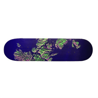 Shetland Islands Skateboard