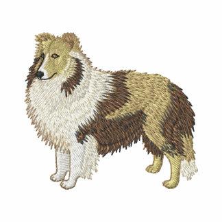 Shetland Sheepdog Embroidered Shirt