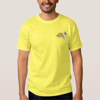 Shetland Sheepdog Embroidered T-Shirt