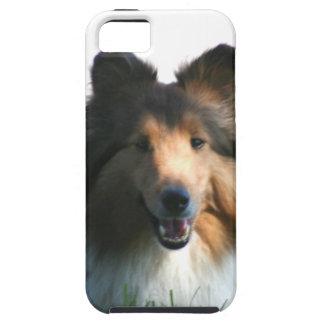 Shetland Sheepdog Tough iPhone 5 Case