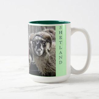 SHETLAND TUPS COFFEE, COCOA MUG