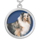 Shetlie (Merle) Silver Plated Necklace