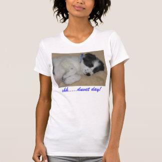 shh.....duvet day! T-Shirt