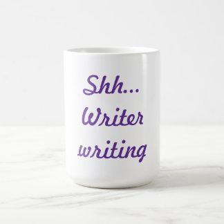 Shh... I'm writing mug