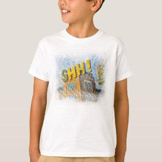 Shh! Packer Fan Shirt, by Alma Lee T-Shirt