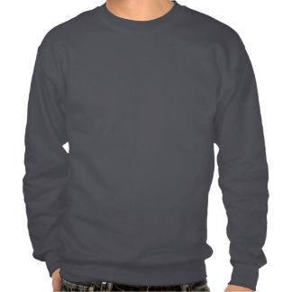 Shh The Element of Silence Pull Over Sweatshirt