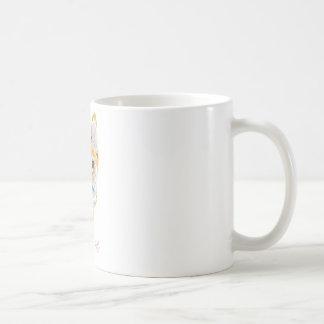 Shiba Inu Basic White Mug