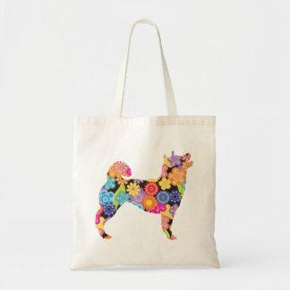 Shiba Inu Budget Tote Bag
