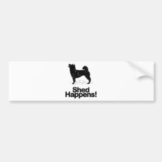 Shiba Inu Bumper Sticker