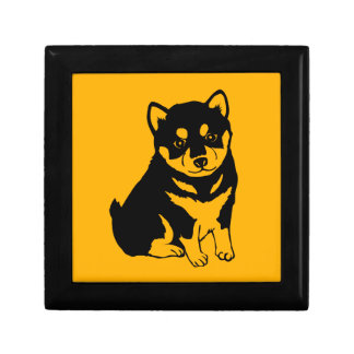 Shiba Inu Chinese Dog Year 2018 Jewelry Box