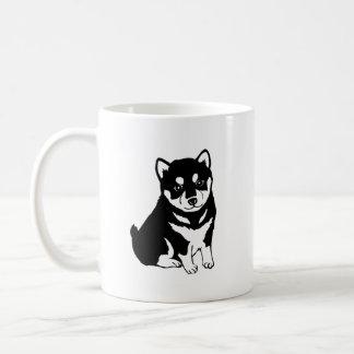 Shiba Inu Chinese Dog Year 2018 White Mug