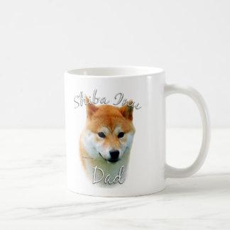 Shiba Inu Dad 2 Coffee Mug