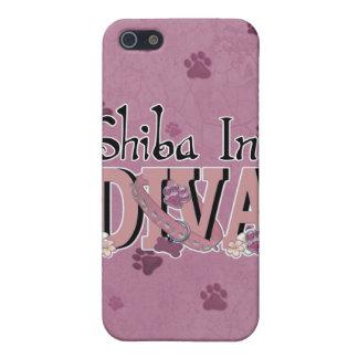 Shiba Inu DIVA iPhone 5 Covers