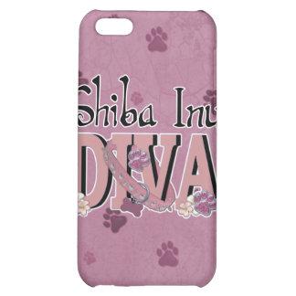 Shiba Inu DIVA iPhone 5C Cases