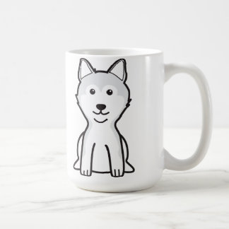 Shiba Inu Dog Cartoon Coffee Mug