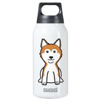 Shiba Inu Dog Cartoon