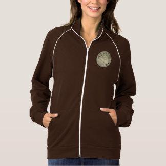 Shiba Inu Jacket Women's Dog Lover Hooded Jacket