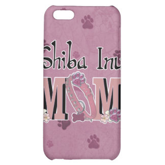 Shiba Inu MOM Cover For iPhone 5C