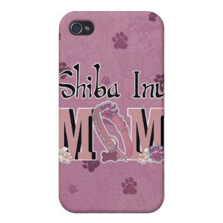 Shiba Inu MOM iPhone 4 Cover