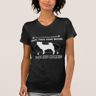 shiba inu Mommy Designs T-Shirt