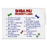 SHIBA INU Property Laws 2