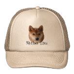 Shiba Inu Puppy Dog Mesh Hat