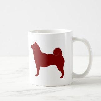 Shiba Inu (Red) Coffee Mug