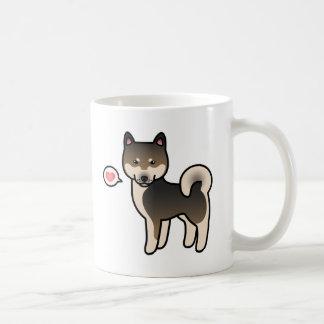 Shiba Inu Sesame Love Coffee Mug