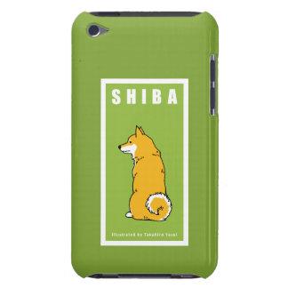 Shiba iPod Touch 4G Case iPod Case-Mate Cases
