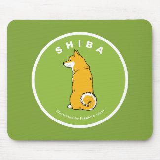 Shiba Mousepad