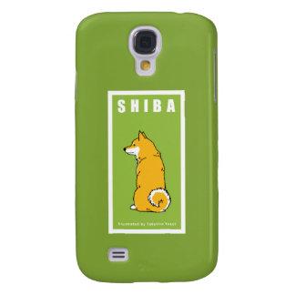 Shiba Samsung Galaxy S4 Case