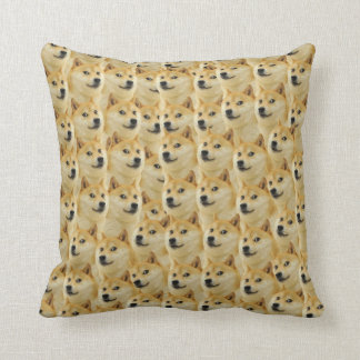 shibe doge fun and funny meme adorable cushion