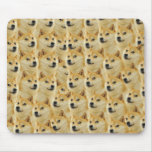 shibe doge fun and funny meme adorable mouse pad
