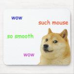 shibe doge mousemat mousepad