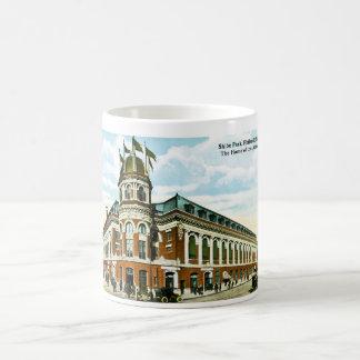 Shibe Park, Philadelphia, PA Vintage Baseball Coffee Mug