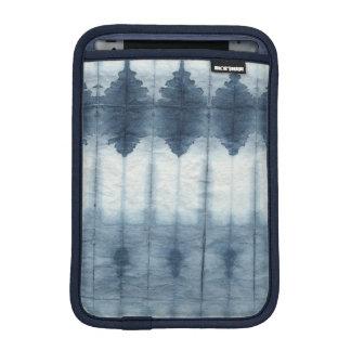 Shibori Indigio Print iPad Mini Sleeve