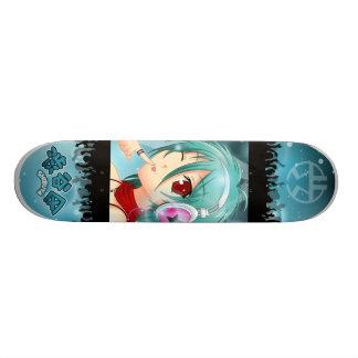Shibuya Girl -  Michiko 20 Cm Skateboard Deck