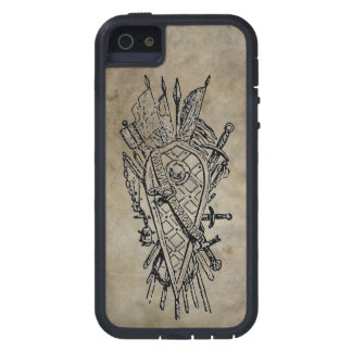 Shield and Sword Case For The iPhone 5