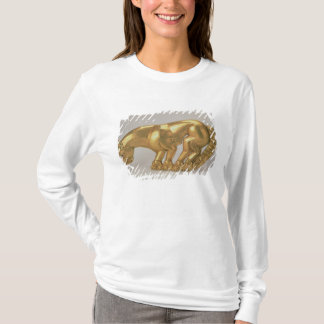 Shield emblem in the form of a panther T-Shirt