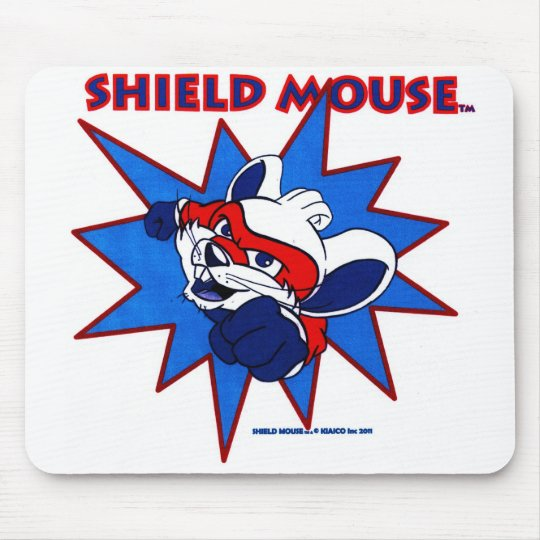 "SHIELD MOUSE ""Fly'n At Ya!"" Mousepad"