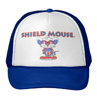 SHIELD MOUSE Hat