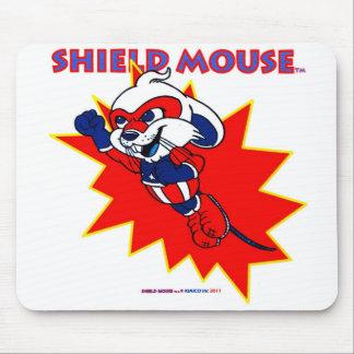 "SHIELD MOUSE  ""TAKE OFF!""  Mousepad"