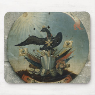 Shield of a Prussian officer, 1764 Mouse Mat