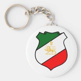 Shield of Iran Keychains