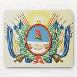 Shield of the Confederation of Argentina Mouse Mat