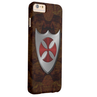 Shield of the Knights Templar Barely There iPhone 6 Plus Case