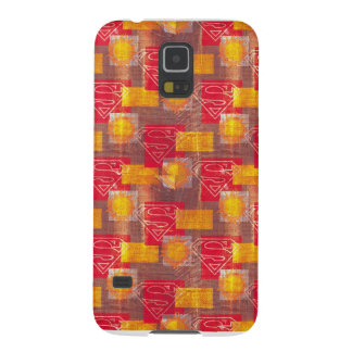 Shield Orange and Red Galaxy S5 Covers