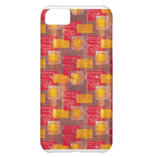 Shield Orange and Red iPhone 5C Case