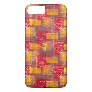 Shield Orange and Red iPhone 8 Plus/7 Plus Case