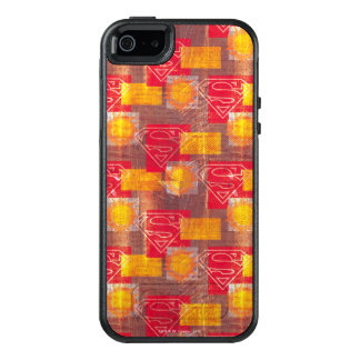 Shield Orange and Red OtterBox iPhone 5/5s/SE Case